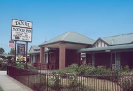 Tanjil Motor Inn - Goulburn Accommodation
