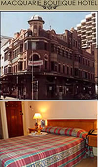 Macquarie Boutique Hotel - Goulburn Accommodation