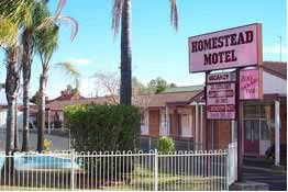 The Homestead Motor Inn - Goulburn Accommodation