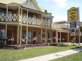 Victoria Lodge Motor Inn and Apartments - Goulburn Accommodation