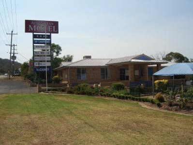 Almond Inn Motel - Goulburn Accommodation