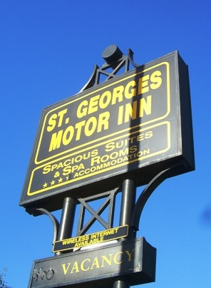 St Georges Motor Inn - Goulburn Accommodation