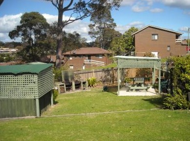 The Tree Motel - Goulburn Accommodation