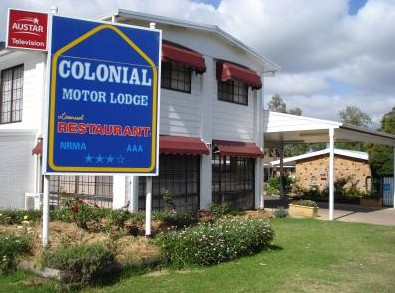Colonial Motor Lodge - Goulburn Accommodation