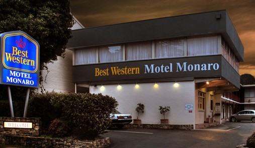 Best Western Motel Monaro - Goulburn Accommodation
