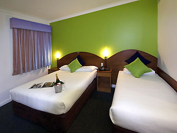 Ibis Styles Perth - Goulburn Accommodation