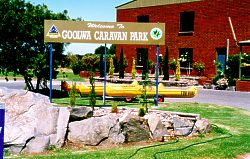 Goolwa Caravan Park - Goulburn Accommodation