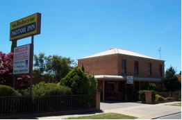 Rodney Motor Inn - Goulburn Accommodation