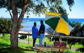 Moonta Bay Caravan Park Cabins
