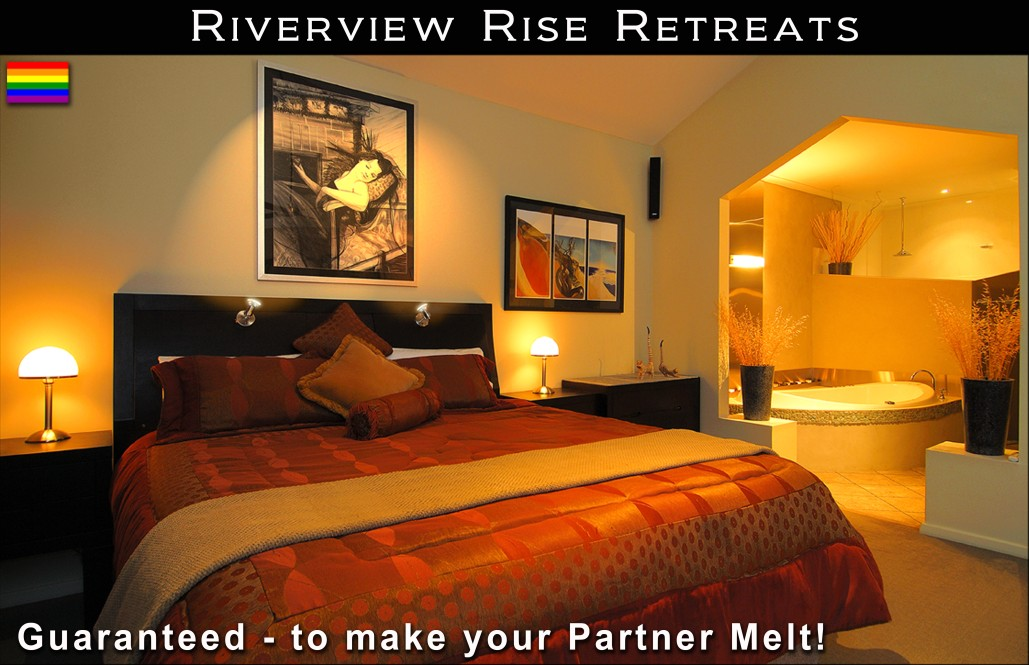 Riverview Rise Retreats - Goulburn Accommodation