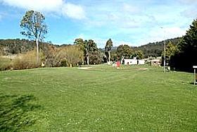 Mole Creek Camping Ground - Goulburn Accommodation