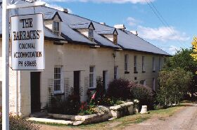 Lythgos Row of Romantic Cottages - Goulburn Accommodation