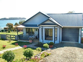 Bruny Island Accommodation Services - Omaroo Cottage - Goulburn Accommodation