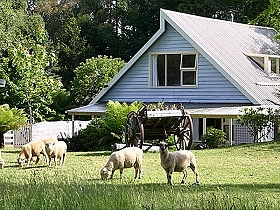 Hide-Away Cottage Retreat - Goulburn Accommodation
