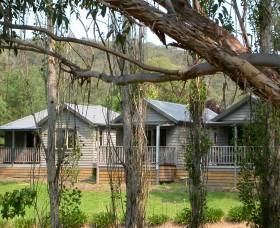 The Homestead Cabins Brogo - Goulburn Accommodation