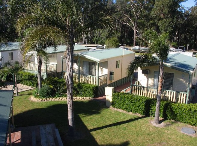 Jervis Bay Caravan Park - Goulburn Accommodation