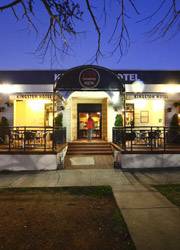 Kingston Hotel - Goulburn Accommodation