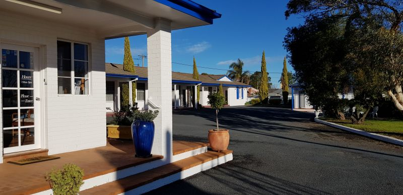 Colonial Motel - Goulburn Accommodation