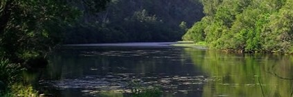 Clarence River Wilderness Lodge - Goulburn Accommodation