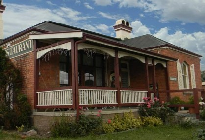 Mail Coach Guest House and Restaurant - Goulburn Accommodation