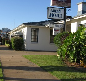 The Coach House Hotel Motel - Goulburn Accommodation