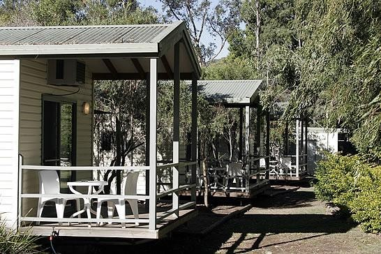BIG4 Cania Gorge Holiday Park - Goulburn Accommodation