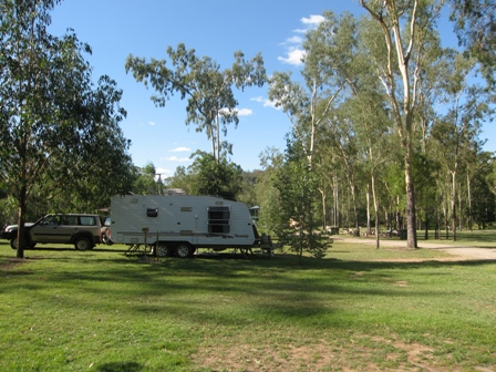 Cania Gorge Tourist Retreat - Goulburn Accommodation