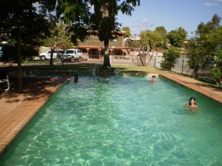Discovery Parks - Mount Isa - Goulburn Accommodation