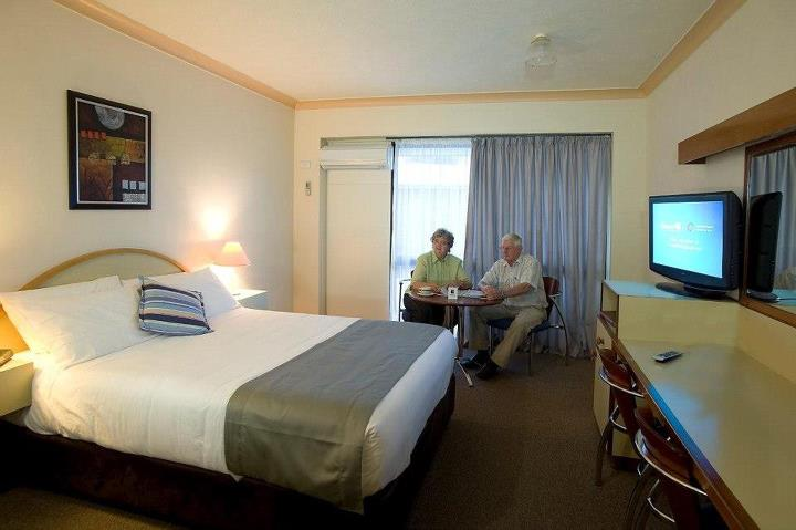 Longreach Motor Inn - Goulburn Accommodation