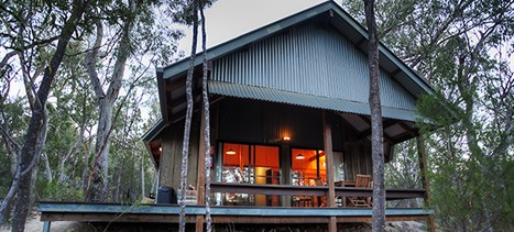 Girraween Environmental Lodge - Goulburn Accommodation