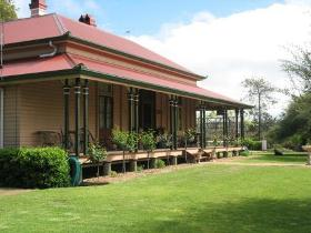 Haddington Bed and Breakfast - Goulburn Accommodation