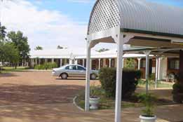 Landsborough Lodge Motel - Goulburn Accommodation