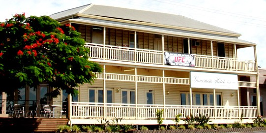 Gracemere Hotel - Goulburn Accommodation