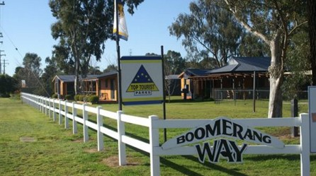 Boomerang Way Tourist Park - Goulburn Accommodation