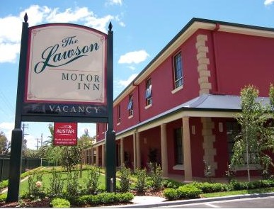 The Lawson Motor Inn