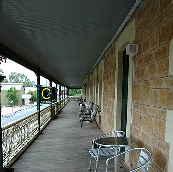 Hotel Mannum - Goulburn Accommodation