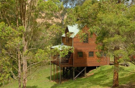 Hookes Creek Forest Retreat - Goulburn Accommodation
