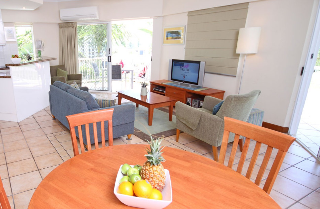 Coolum Seaside Apartments - Goulburn Accommodation