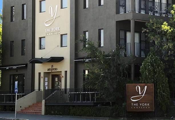 The York Canberra - Goulburn Accommodation
