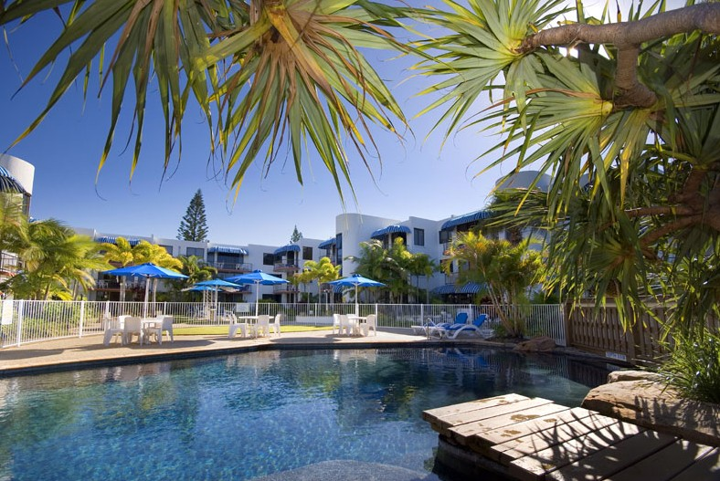 Headland Tropicana - Goulburn Accommodation