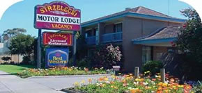 Strzelecki Motor Lodge - Goulburn Accommodation