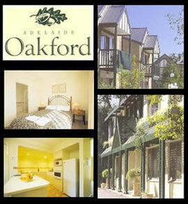 Adelaide Oakford Apartments - Goulburn Accommodation