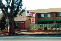 Gallop Motel - Goulburn Accommodation
