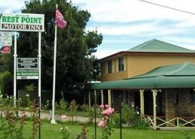 Rest Point Motel - Goulburn Accommodation