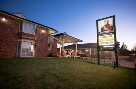 Bathurst Heritage Motor Inn - Goulburn Accommodation