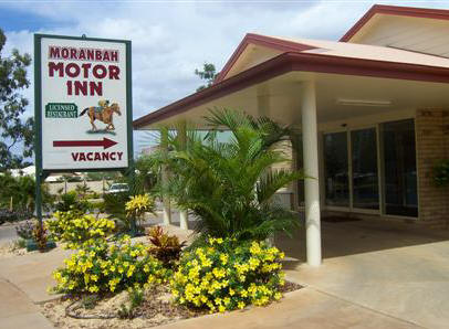 Moranbah Motor Inn Bar And Restaurant - Goulburn Accommodation