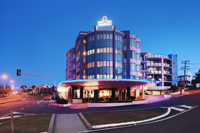 Grand Palais Beachside Resort - Goulburn Accommodation