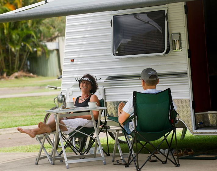 Coolum Beach Holiday Park - Goulburn Accommodation