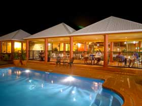 Reef Resort - Goulburn Accommodation