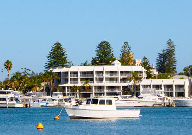 Pier 21 Apartment Hotel Fremantle - Goulburn Accommodation